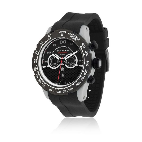 Men's Watch Bultaco H1PA48C-SB2 (48 mm)