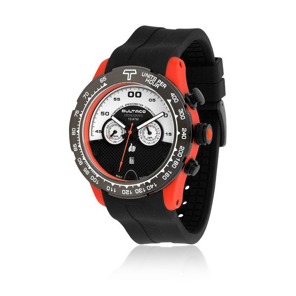 Men's Watch Bultaco H1PO48C-SW1 (48 mm)