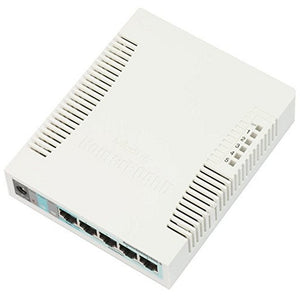 Mikrotik RB2011UiAS-IN Router 5xGB 128MB 600MHz L5