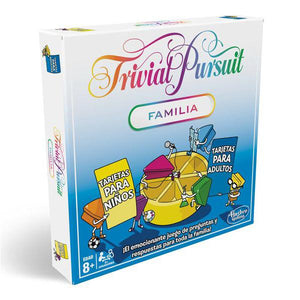Family Trivial Pursuits Hasbro  Hasbro Brand_Hasbro, category-reference-2571, category-reference-2572, category-reference-2576, category-reference-2578, category-reference-2662, category-reference-2669, category-reference-2689, for the little ones, Price_20 - 50 LotSupplies Marketplace