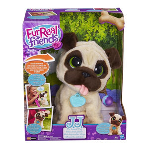 FurReal Friends J. J. Jumping Pug Hasbro