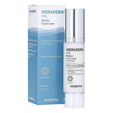 Load image into Gallery viewer, Hydrating Facial Cream Hidraderm Hyal Sesderma (50 ml)