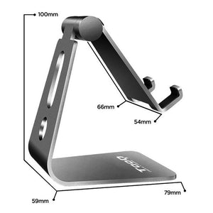 Mobile or Tablet Support TooQ PH0001-G11 Grey