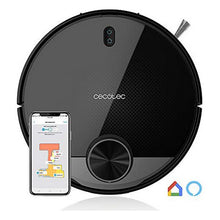 Load image into Gallery viewer, Robot Vacuum Cleaner Cecotec Conga 3490 Elite 500 ml 64 dB 2300 Pa Black