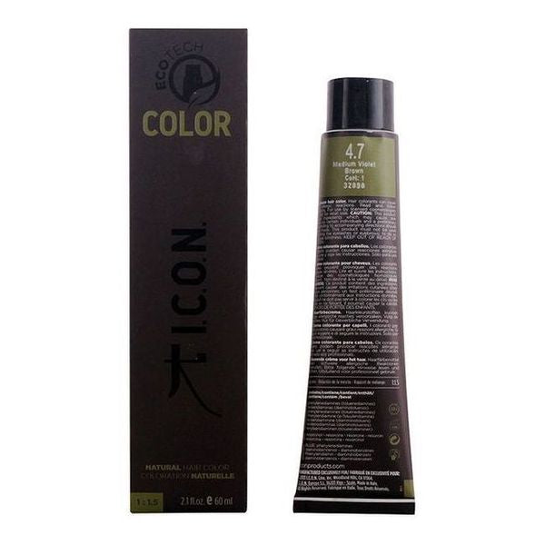 Permanent Dye Ecotech Color I.c.o.n. (60 ml)