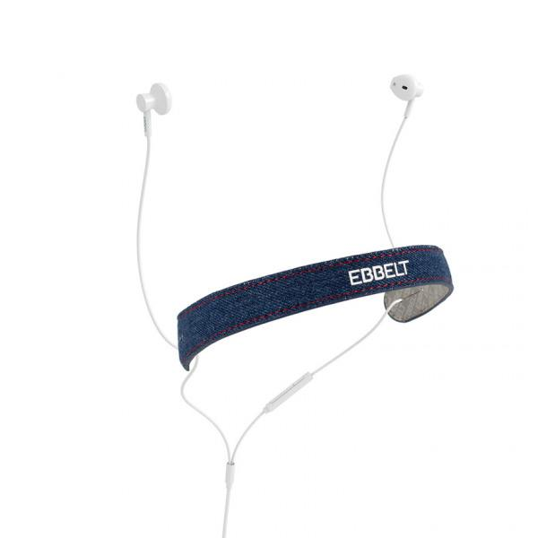In ear headphones Ebbelt URBAN 31349 Blue  Ebbelt Brand_Ebbelt, category-reference-2609, category-reference-2882, category-reference-2920, entertainment, music, Price_10 - 20, sports / fitness LotSupplies Marketplace