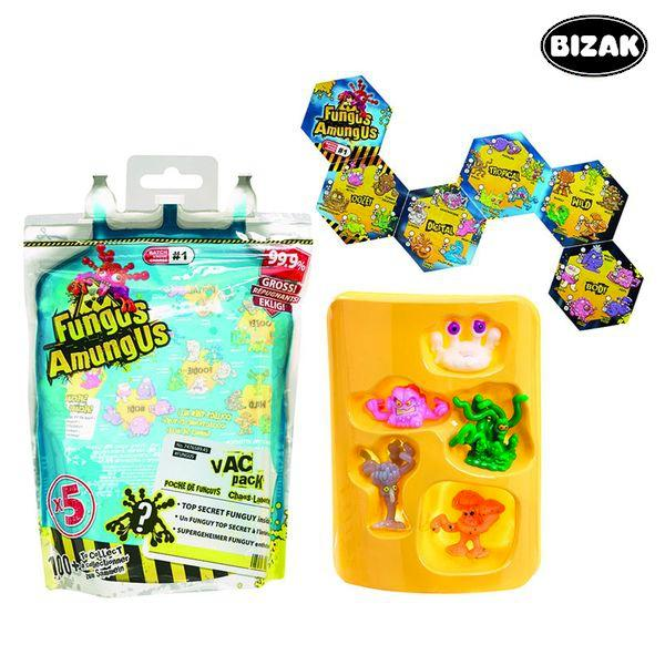 Toys Fungus Amungus Bizak 2505 (5 pcs)  Bizak Brand_Bizak, category-reference-2571, category-reference-2572, category-reference-2660, category-reference-2662, category-reference-2669, for the little ones, Price_10 - 20 LotSupplies Marketplace