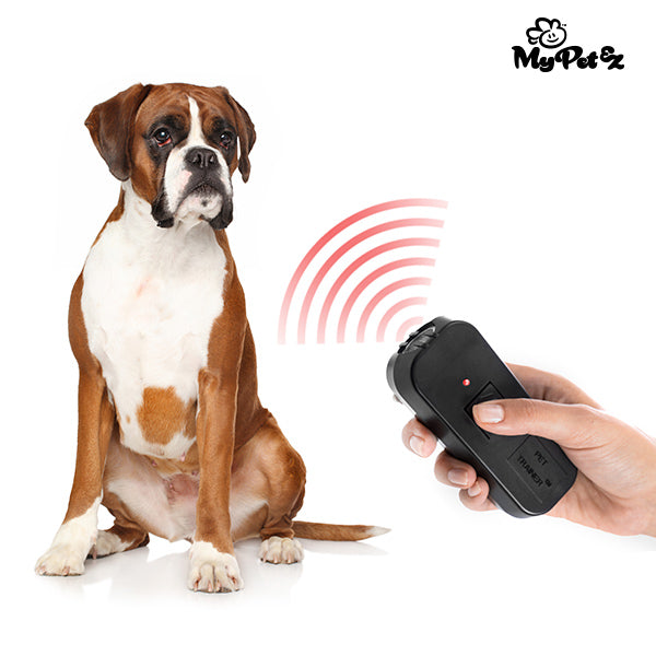 My Pet Trainer Ultrasound Remote for Training Pets  LotSupplies Marketplace