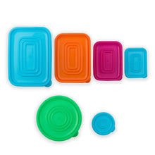 Load image into Gallery viewer, Lunch Boxes with Accessories (31 pieces)