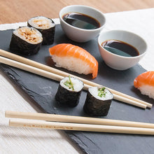 Load image into Gallery viewer, Atopoir Noir Sushi Set (7 pieces)  LotSupplies Marketplace