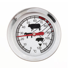 Load image into Gallery viewer, BBQ Classics Meat Thermometer
