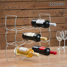 Load image into Gallery viewer, Homania Stackable Bottle Rack (12 Bottles)