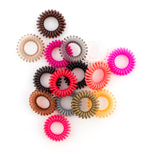 Primizima Spiral Hair Tie (pack of 5)  LotSupplies Marketplace