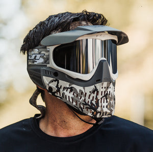 Snow Camo JT Proflex Goggles - Limited Edition - very last one