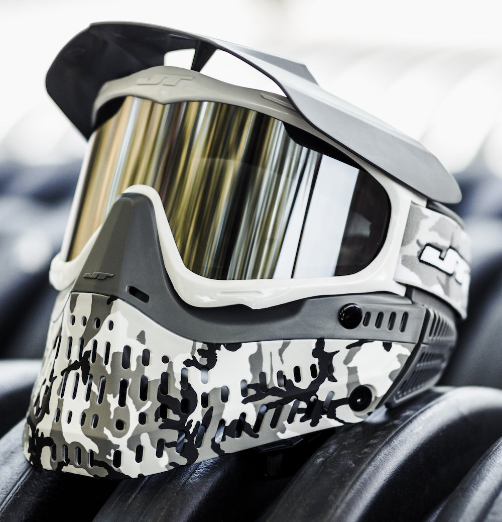 SOLD OUT Snow Camo JT Proflex Goggles with extra frame