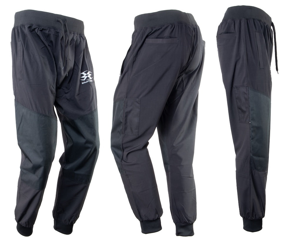 Black Empire Speedball Joggers - 2021 lightweight playing pants