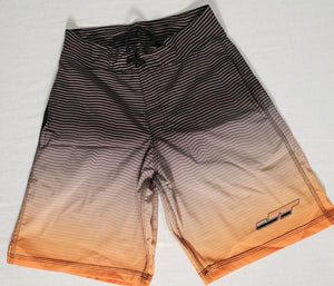 JT Board Shorts - Orange