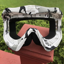 Load image into Gallery viewer, SOLD OUT - Snow Camo JT Proflex Goggle Frame (only) - Limited Edition