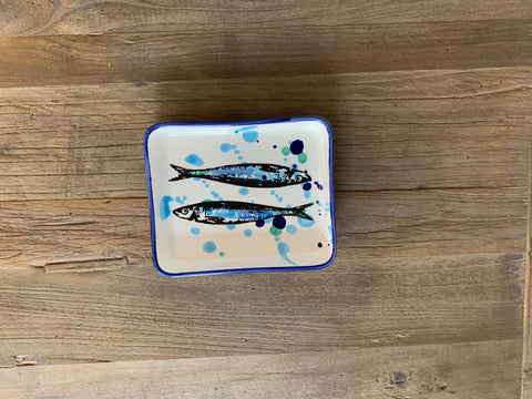 Wet Painting Mini Platter - Teller
