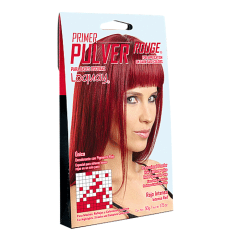 LQ PULVER ROUGE RED