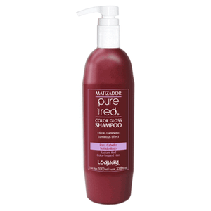 LQ RED SHAMPOO 1lt