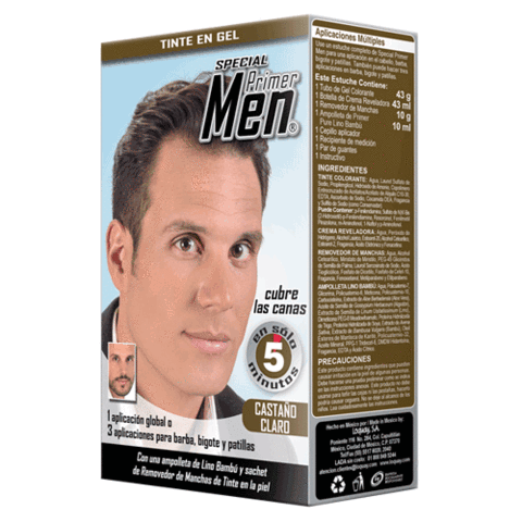 LQ PRIMER MEN LIGHT BROWN