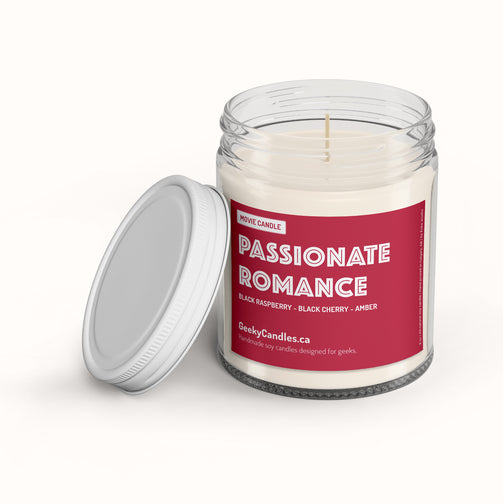 Passionate Romance - Movie Candle