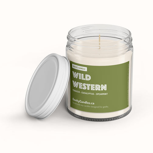 Wild Western - Movie Candle