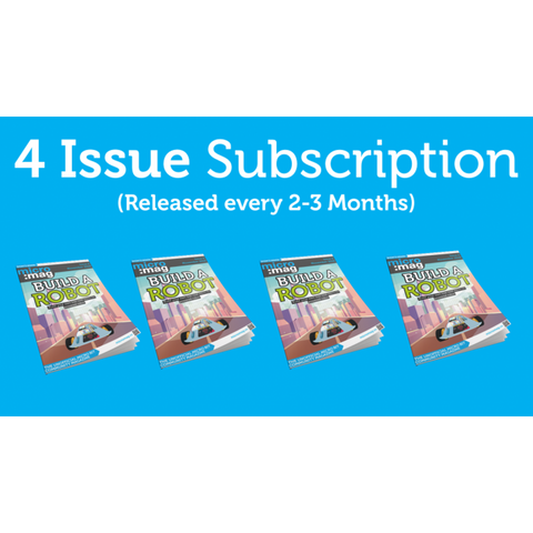 UK 4 Issue Subscription