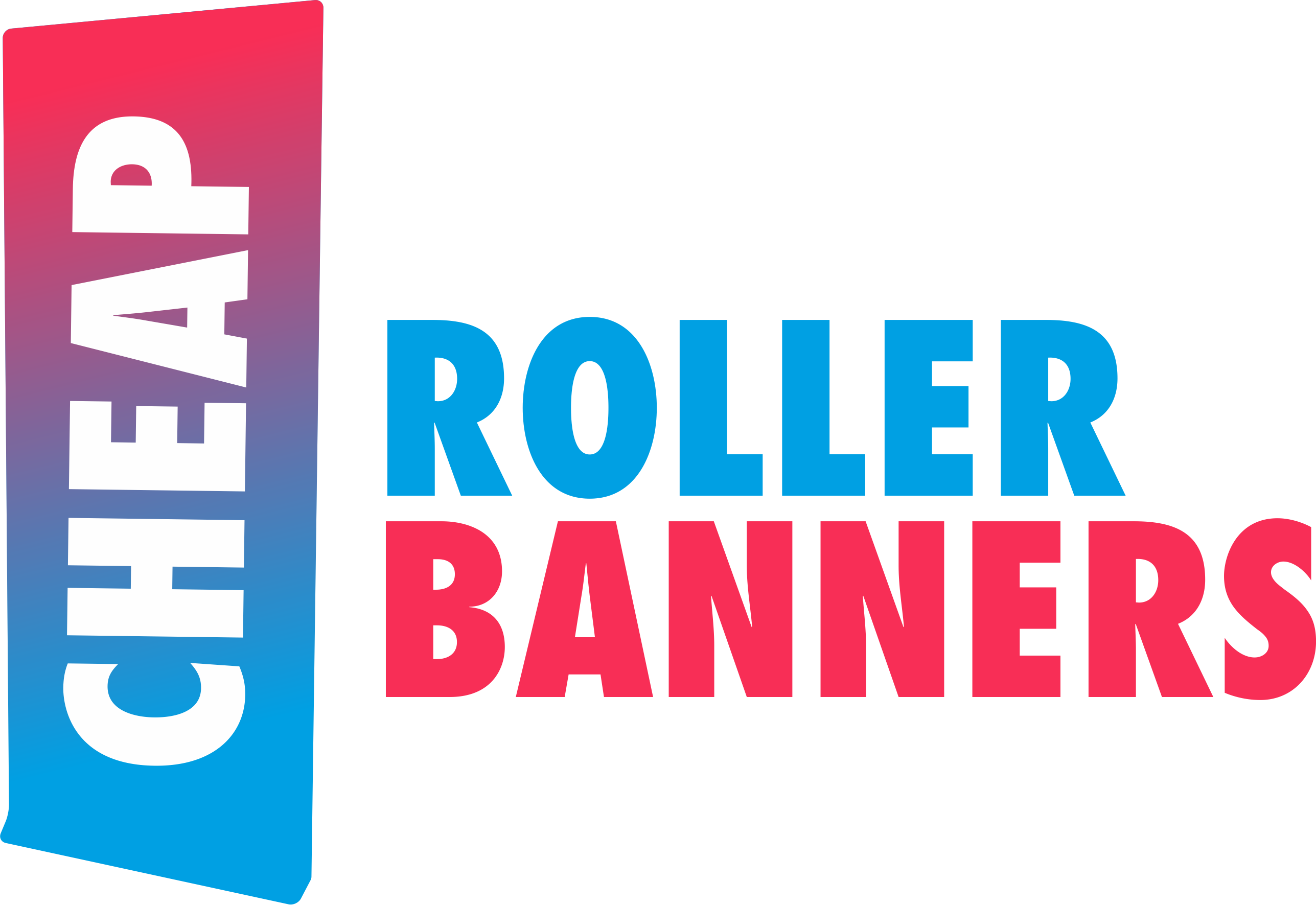 Cheap Roller Banners UK