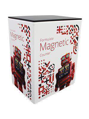 Magnetic Exhibition Counter | Formulate