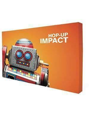 Exhibition Stand Fabric - Hop-up 3 x 4 | Impact