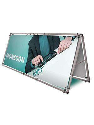 Monsoon Outdoor Banner - 3000mm Wide