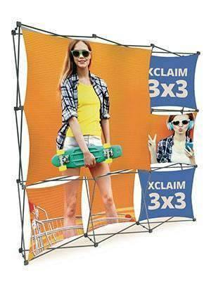 Exhibition Stand Fabric - Xclaim 3 x 3 | Xclaim