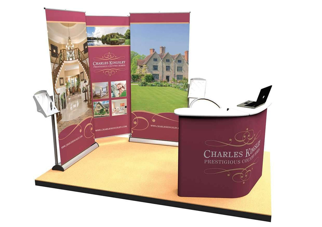 Large Exhibition Stands | Design 1
