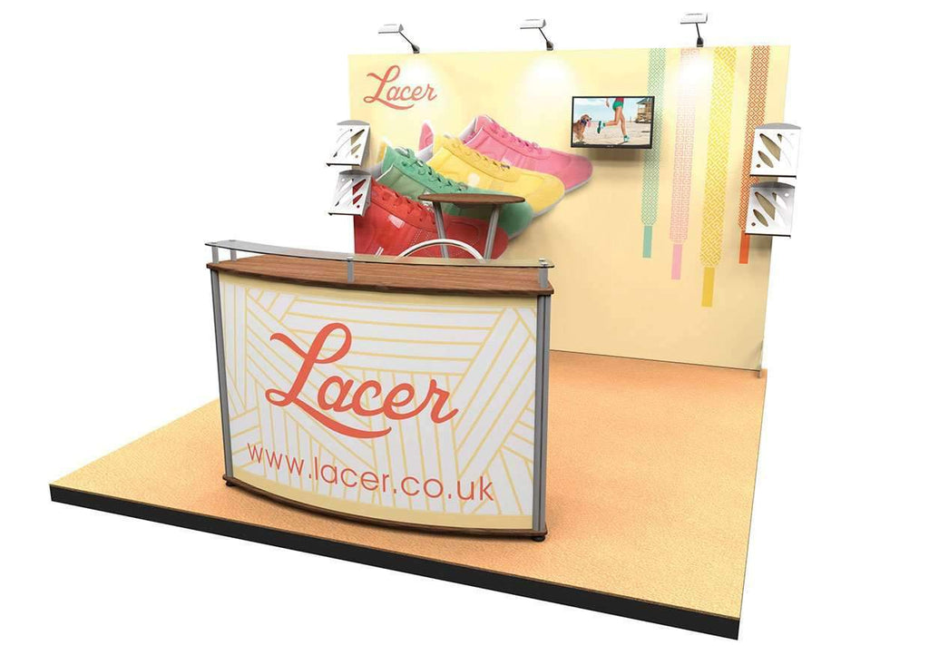 Large Exhibition Stands | Design 3