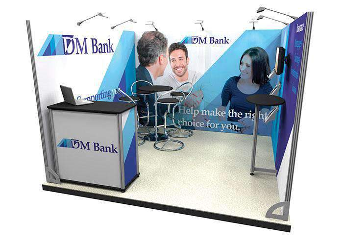 Large Exhibition Stands | Design 5