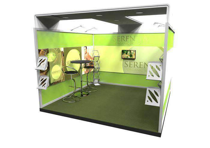 Large Exhibition Stands | Design 6
