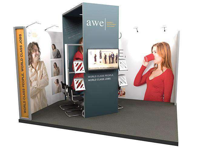 Large Exhibition Stands | Design 8
