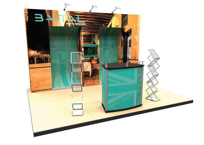 Large Exhibition Stands | Design 9