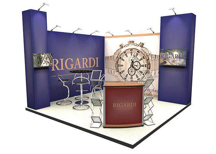 Large Exhibition Stands | Design 11