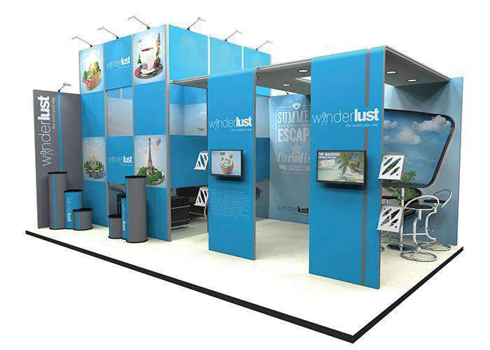 Large Exhibition Stands | Design 17