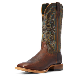 Ariat Men's Chartbuster Penny Brown