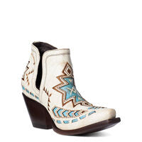 Load image into Gallery viewer, Ariat Dixon Aztek - Crackled White