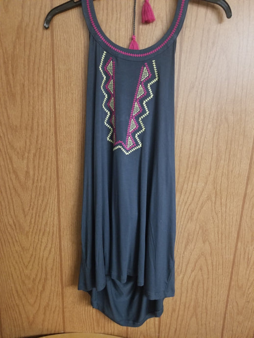 Wrangler Large Sun Dress - Dark Blue