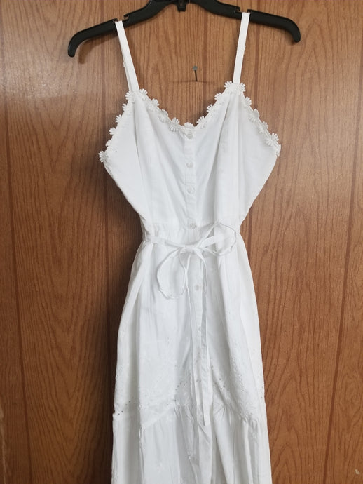 Wrangler Large Sun Dress - White