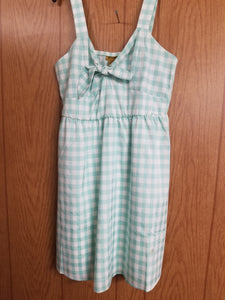 Wrangler Medium Summer Dress - Light Turquoise
