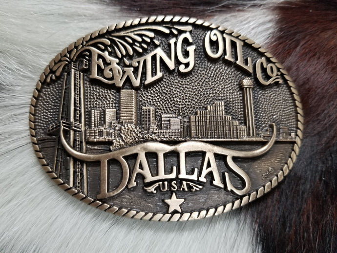 Ewing Oil CO. from the Show Dallas