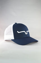 Load image into Gallery viewer, Weekly Trucker - Navy/White
