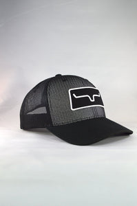 All Mesh Trucker - Black